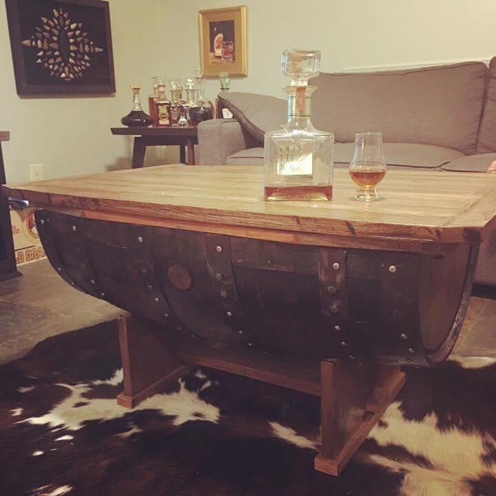 Modern Coffee Table CLARKMANSHIP